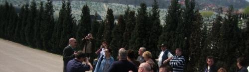 Emlékek a múltból: szakmai utak Boszniába 2001 és 2011 között