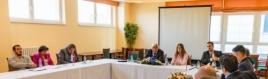 V4-ek Temetkezési Szervezeteinek pozsonyi tanácskozása